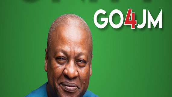 NDC Press Corp Extends Congratulation To John D. Mahama On His Victory