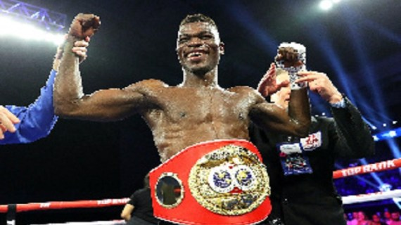 Richard Commey wins IBF World title after 2nd Rnd TKO win over Chaniev