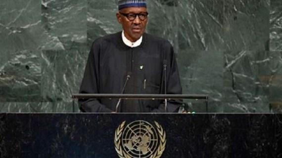 UN official blasts Buhari over top judge's suspension