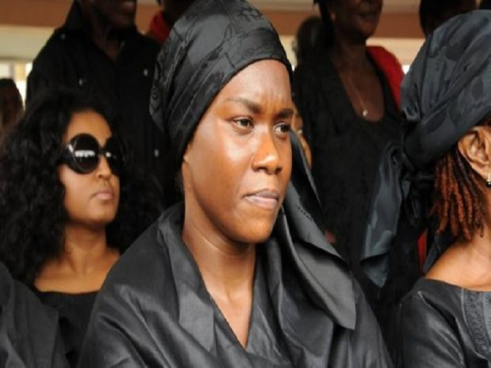 Police harassed me sexually while investigating JB Danquah-Adu's death – Widow