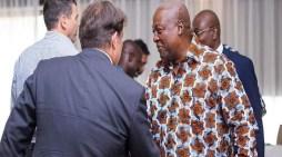 John Mahama meets diplomats on Ayawaso West Wuogon violence-Ghanaiandemocrat.com