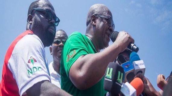 NDC Shakes Accra