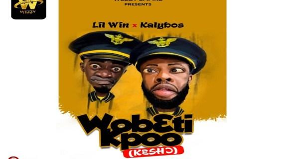 Lil Win x KalyBos – Kpoo Keke (Prod By 925 Muzik)