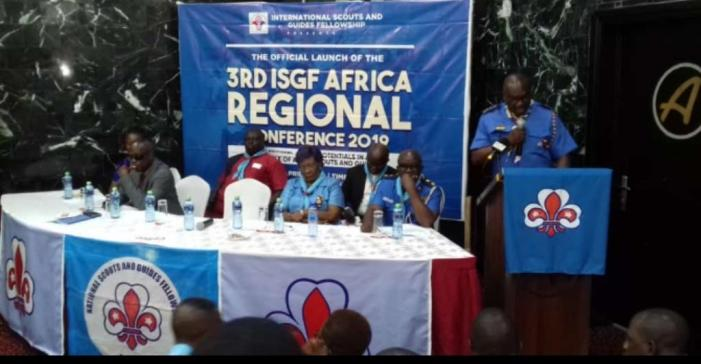 3rd Africa Regional Scout and Guild Confab ends in Accra