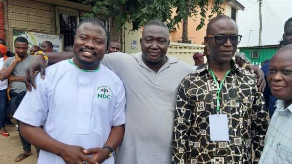 Peace chief Unites Candidates