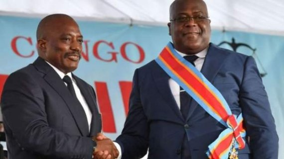 DR Congo gets new cabinet after seven months