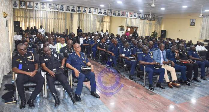 Pay Attention to Unprofessional Conduct – POMAB to Commanders, Station Officer