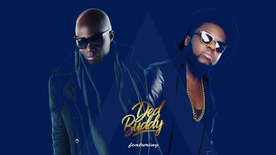 "Ded Buddy features Guru on ""Akonoba"""