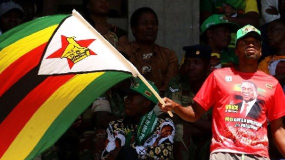 Zimbabwe's president says there is no going back to dollarisation