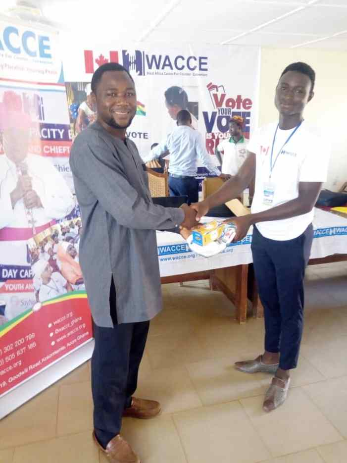 WACCE Organizes Sensitization Workshop on Inclusive and Peaceful Elections