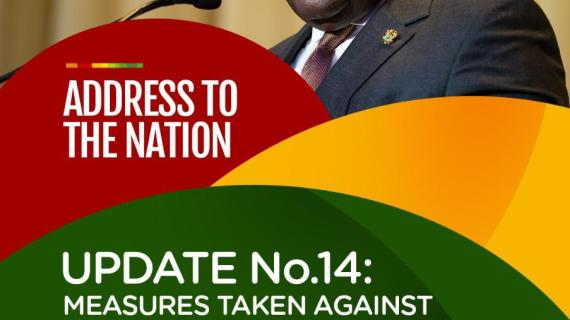 President Directive: Avenue for Increasing COVID 19 – CFF – GH