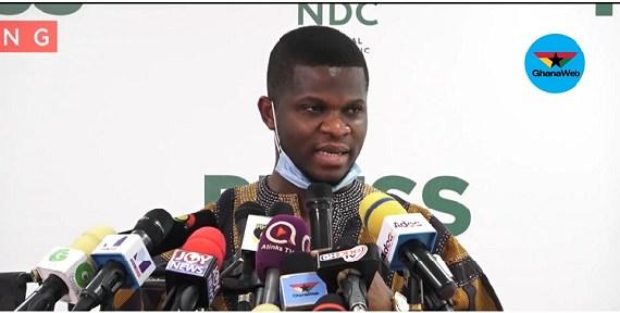 Akufo-Addo Will Cough PDS Cash – NDC Warns