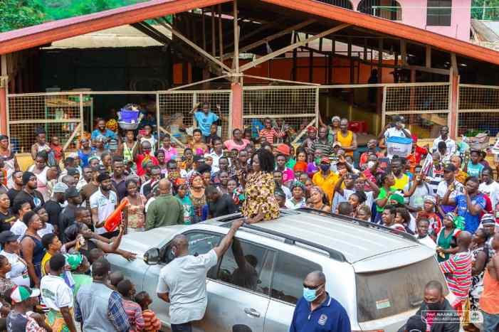 Be vigilant against vain promises – Prof Naana tells voters
