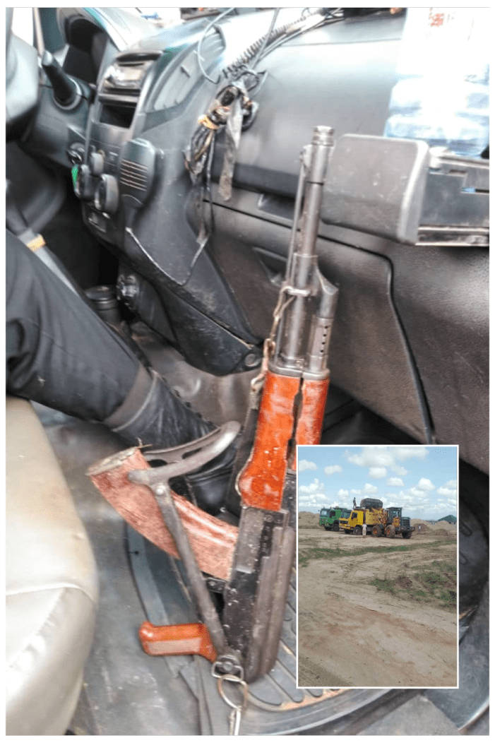 Police, Languards Connive to Terrorise Residents