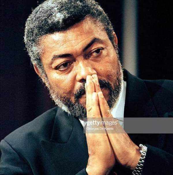 NDC Outlines Funeral Activities for JJ Rawlings