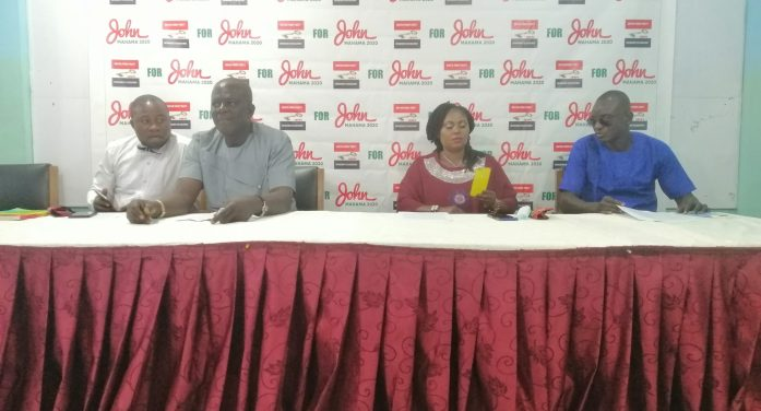 UFP Endorses JM, NDC