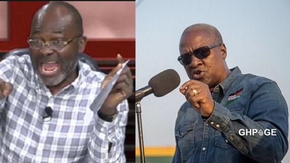 NDC Calls for the Arrest of Ken Agyepong