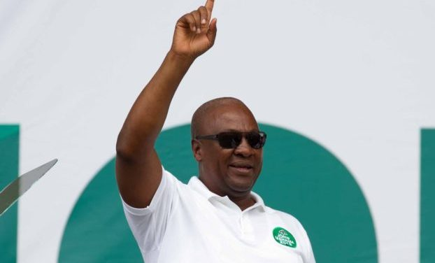 John Mahama Files Petition to Contest 2020 Election Results