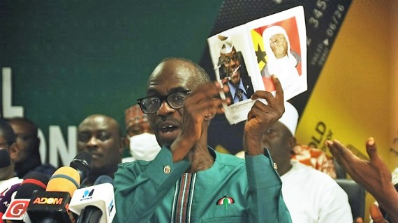 NDC hopes to control Parliamentary majority outrightly