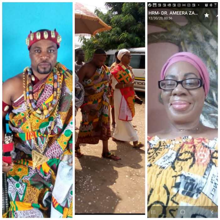"""Sogakope """"Chief"""" Caught in Romantic Affair With Another Man's Wife"""
