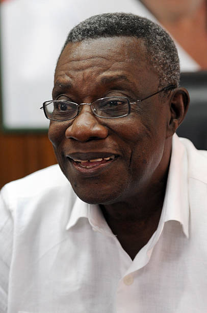 on July 24, 2012, exactly 8 years ago, Ghana's president John Evans Atta Mills died at the 37 Military Hospital in Accra, three days after his 68th birthday.