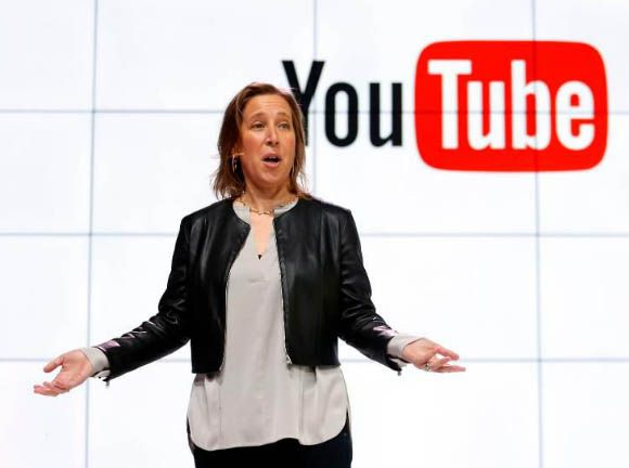 YouTube's CEO promises stronger enforcement in the wake of controversies