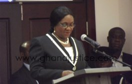 ''A Lawyer in Ghana today should understand the global dynamics of the law''- CJ urges Lawyers