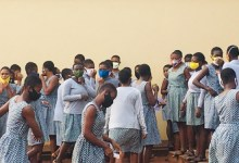 GHS, GES confirm 648 contact tracing at Accra Girl's