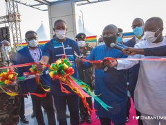 Vice Prez Bawumia Commissions Ghana's First Infectious Disease Centre