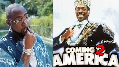 Davido set to appear in a Hollywood movie, 'Coming To America'
