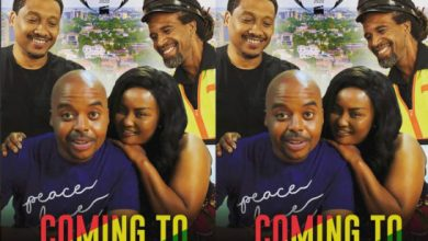"""(Watch Video) McBrown Stars In American Movie """"Coming To Africa""""; Trailer Pops Up"""