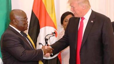Trump U.S. advises citizens to 'reconsider' travel to Ghana over Covid-19