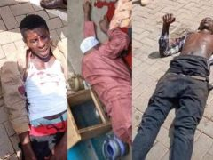 Daylight Robbery in Kumasi: 2 teenagers, one other arrested by Police