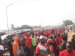 NDC Election Protests turns Bloody With Hohoe Natives