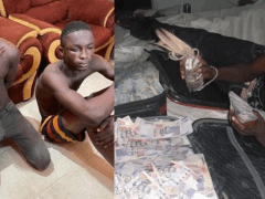 Finally Juju man who allegedly influenced Kasoa ritual murder arrested