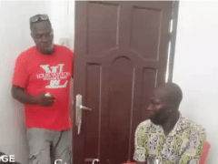 Police arrest husband for allegedly killing wife at guesthouse in Somanya