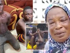 Mother of the 10yr old boy who was killed by two teenagers in Kasoa for money rituals speaks