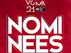 List of nominees for VGMA 2021 - Check Out