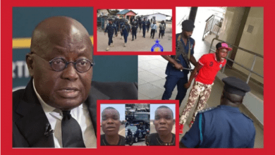 Citi FM journalist arrested for filming a National Security personnel (VIDEO)