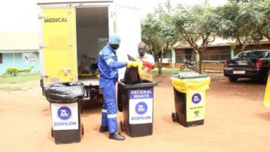 Zoomlion Assures Ghanaians Of Proper Management of Covid Waste