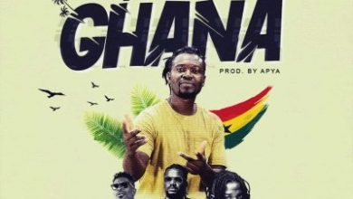 Rich Boogie Acknowledges Samini, Stonebwoy & Shatta Wale In New Song 'Made In Ghana' | LISTEN
