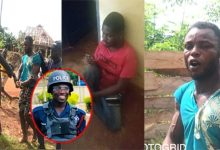 Police arrest Kwaku Badu for stealing from a disable person