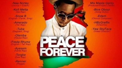 DOWNLOAD MP3: Nuru Shabba - Oteniba For Peace ft All Stars