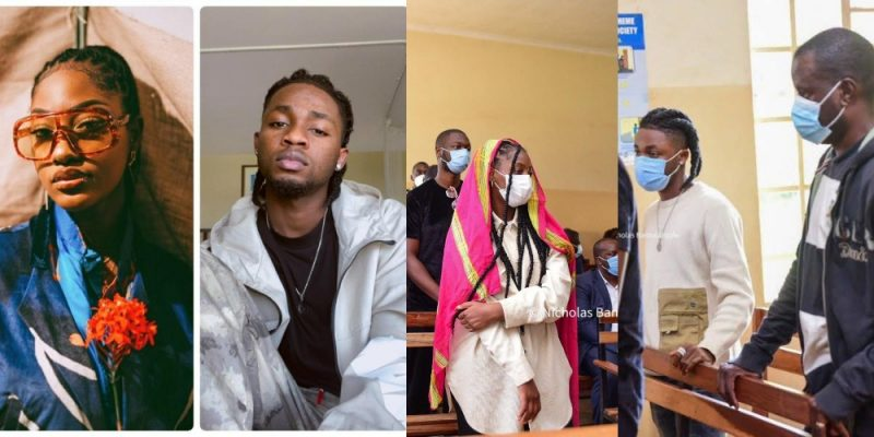 Omah Lay And Tems Charged To Court By Ugandan Police