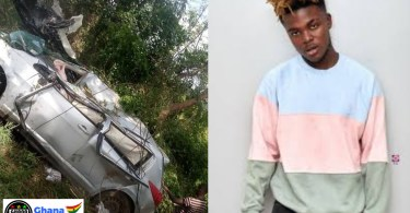 Quamina MP is Finally Recovering After Losing His Dad In An Accident