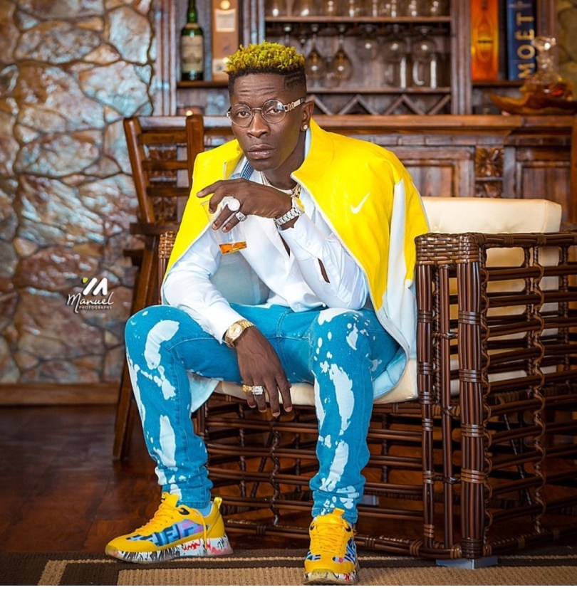 Shatta Wale is Trending Because of This Video
