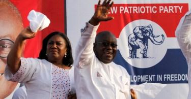 Akufo-Addo Declared Winner of 2020 Elections