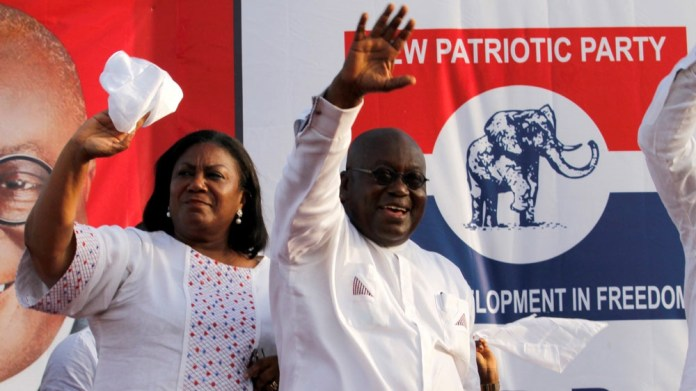Akufo-Addo Declared Winner of 2020 Elections