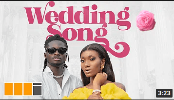 Wendy Shay - Wedding Song ft. Kuami Eugene [Official Video]