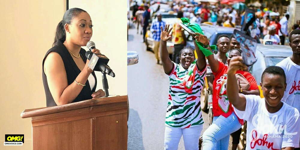 NDC Finally Provides Proof Against EC Results